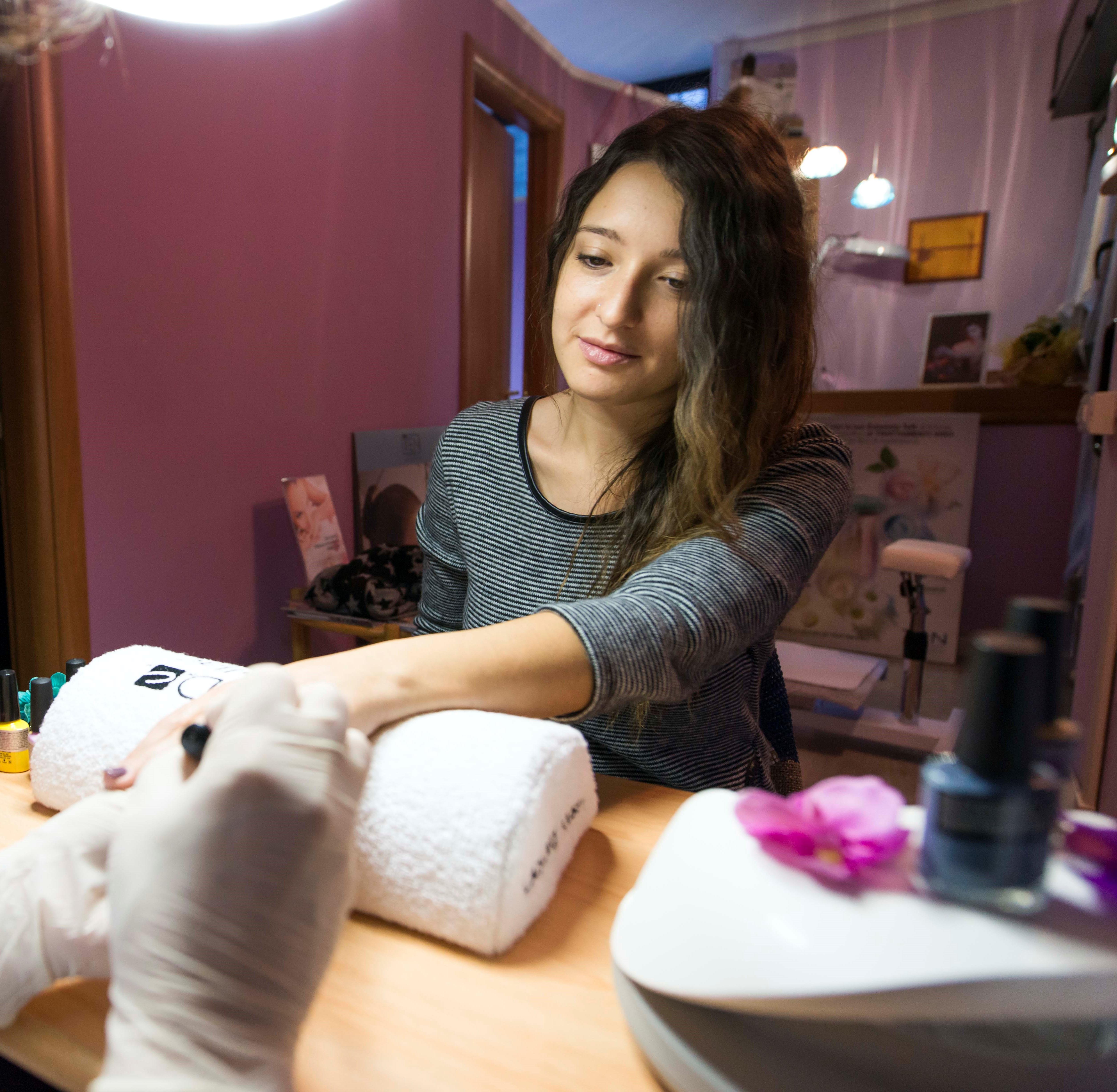 Manicure Trattamenti CND